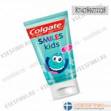 Детская зубная паста Colgate Smiles 50мл