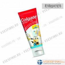 Детская зубная паста Colgate (Minions) 50мл