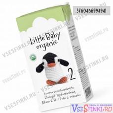 Готовая молочная смесь Arla LittleBaby-2 500мл