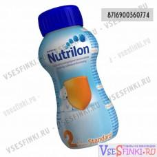 Готовая молочная смесь Nutrilon Standard2 200мл