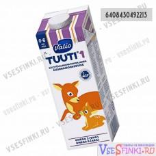 Готовая молочная смесь Valio Tuuti1 1л