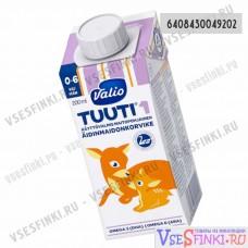 Готовая молочная смесь Valio Tuuti1 200мл