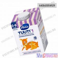 Готовая молочная смесь Valio Tuuti1 500мл