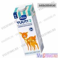 Готовая молочная смесь Valio Tuuti2 1л