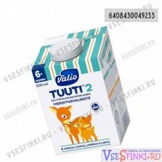 Готовая молочная смесь Valio Tuuti2 500мл