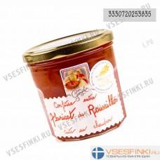 Варенье Lucien Georgelin абрикосовое 320 гр