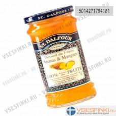 Варенье St.Dalfour ананас-манго  284 гр