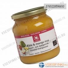 Пюре Urtekram из манго 360 гр