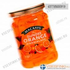 Мармелад Mackays (апельсин) 340 гр (Традиционный)