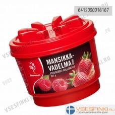 Варенье Saarioinen клубнично-малиновое  800 гр