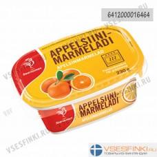 Мармелад Saarioinen (апельсин) 230 гр
