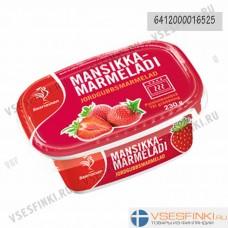 Мармелад Saarioinen (клубника) 230 гр