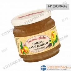 Варенье Dronningholm яблочно-ванильное  440 гр