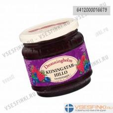 Джем Dronningholm малина-черничный  440 гр