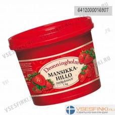 Варенье Dronningholm клубничное  1 кг