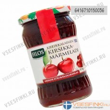 Мармелад Filos (вишня) 370 гр