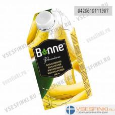 Пюре Bonne банановое  0,5 л