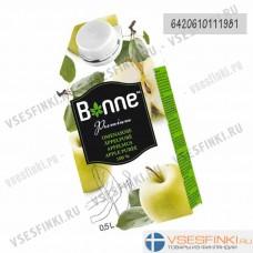 Пюре Bonne яблочное  0,5 лит.