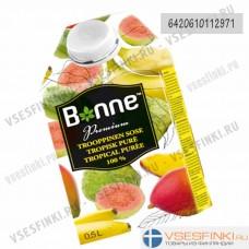 Пюре Bonne тропическое  0,5 л