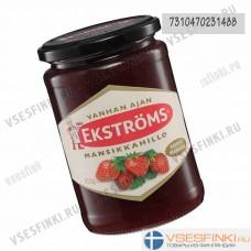 Джем Ekstroms клубничный  410 гр