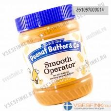 Масло Smooth арахисовое 450 гр