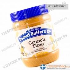 Масло Grunch Time арахисовое 450 гр
