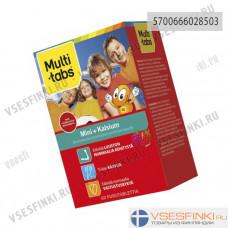 Витамины MULTI-TABS MINI+KALSIUM, 60 табл