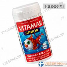 Жевательные таблетки Vitamar Junior 60 шт