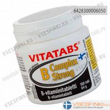 Вмиамины Vitatabs B-Complex Vahva 100таб