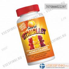 Витамины Sana-sol для всей семьи 120таб