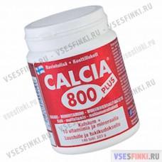 Пищевая добавка Calcia 800 Plus 140табл
