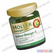 Пищевая добавка Moller vahva omega-3 70капсул