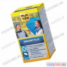 Пищевая добавка: Multi Tabs Immuno 60табл