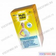 Пищевая добавка: Multi-Tabs Omega-3 для-беременных 100табл