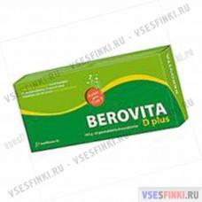 Витамины: Berovita поли-минералы 40 табл