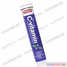 Витамины Friggs  C со вкусом черники 20 шт