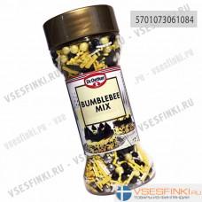 Кондитерская посыпка Dr.Oetker Bumblebee mix 50гр
