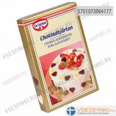 Кондитерская посыпка Dr.Oetker (шоколадные сердечки) 45гр