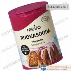 Сода пищевая Meira 125 гр