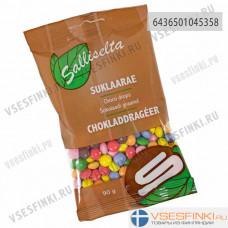 Кондитерская посыпка Sallinen (шоколадные пастилки) 90гр