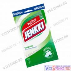 Жевательная резинка Jenkki (мята) 100 гр