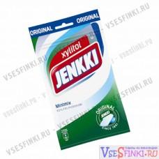 Жевательная резинка Jenkki (мятный микс) 100гр