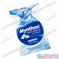 Жевательная резинка Mynthon (аква ментол) 44гр